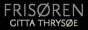 Frisør Gitta Thrysøe i Sinding – Moderne frisørbehandlinger Logo